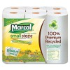 100% PREMIUM RECYCLED GIANT ROLL TOWELS, 5-3/4
