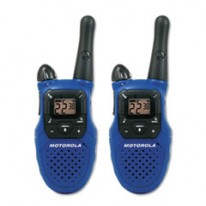 TALKABOUT MC220R GMRS TWO-WAY RADIOS, 1 WATT, 22 CHANNELS, 2/PACK