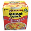MARUCHAN INSTANT LUNCH, CHICKEN, 2 1/4 OZ CUP, 12/CARTON