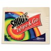 WIPE & GO INSTANT STAIN REMOVER, 6 X 6, 80/CARTON