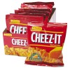 CHEEZ-IT CRACKERS, 1.5OZ SINGLE-SERVING SNACK PACK, 8 PACKS/BOX