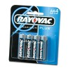 ALKALINE BATTERIES, AA, 4/PACK
